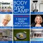 """Body Type Camp - 3 dniowe warsztaty """" Pokochaj Swoje Ciało"""""""