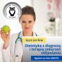 Podstawy dietetyki z elementami diagnozy i terapii zaburzeń odżywiania - kurs online