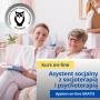 Asystent socjalny – pomoc rodzinie z elementami socjoterapii i psychoterapii - kurs online