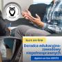 Doradca edukacyjno-zawodowy osób niepełnosprawnych z elementami psychologii pracy i coachingu - kurs online