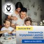 Interwencja kryzysowa i pomoc psychologiczna rodzinie w kryzysie - kurs online