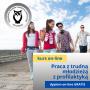 Praca z trudną młodzieżą z elementami zintegrowanej profilaktyki uzależnień i społecznych zachowań ryzykownych - kurs online