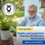 Opieka nad pacjentem w przebiegu choroby neurodegeneracyjnej – choroby Parkinsona i Alzheimera - kurs online