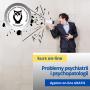 Wybrane problemy psychiatrii i psychopatologii z elementami terapii za pomocą muzyki, plastyki i sztuki - kurs online