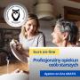 Profesjonalny opiekun osób starszych i niepełnosprawnych z zasadami prawidłowego żywienia, zabiegów pielęgnacyjnych i higienicznych oraz pierwszej pomocy - kurs online