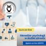 Menadżer pomocy psychologicznej w jednostkach służby zdrowia z elementami interwencji kryzysowej - kurs online