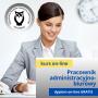 Pracownik administracyjno-biurowy z podstawami obsługi programów użytkowych Microsoft Word, Microsoft Excel - kurs online