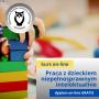 Metodyka pracy z dzieckiem niepełnosprawnym intelektualnie - kurs online