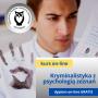 Podstawy kryminalistyki z elementami psychologii zeznań - kurs online