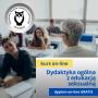 Podstawy dydaktyki ogólnej z elementami edukacji seksualnej - kurs online