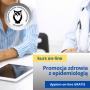 Podstawy promocji zdrowia z elementami epidemiologii - kurs online