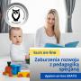 Zaburzenia rozwoju u dzieci i młodzieży (Autyzm i ADHD) z elementami pedagogiki specjalnej - kurs online