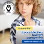 Metodyka pracy z dzieckiem trudnym i agresywnym z elementami muzykoterapii, bajkoterapii i geloterapii - kurs online